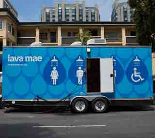 Mobile Showers For The Homeless