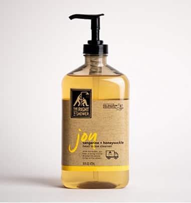 Joy body wash