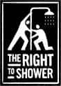 The Right to Shower Logo