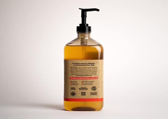 Strength Body Wash 2