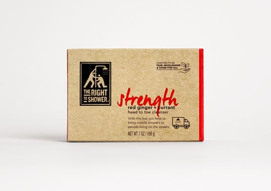 Strength Bar Soap 2