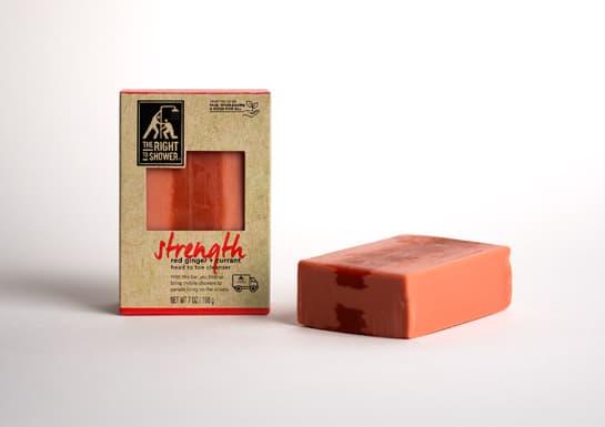 Strength Bar Soap 5