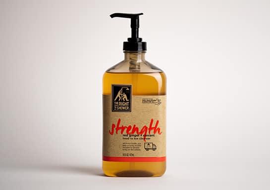 Strength Body Wash 1