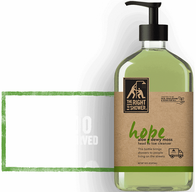 Hope body wash