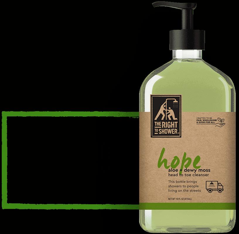 Hope body wash